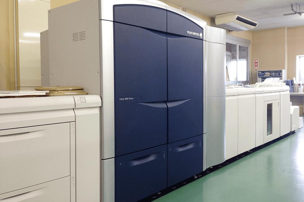 Color 800 Press